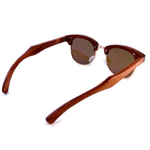 sandalwood sunglasses top view