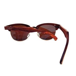 sandalwood sunglasses rear view