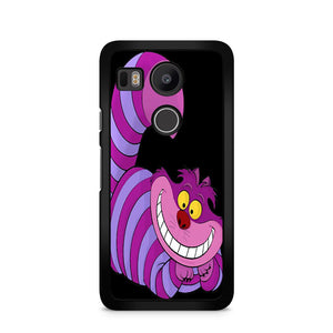 check out e37b7 c5c7c Cheshire Cat Alice In Wonderland Nexus 5X case
