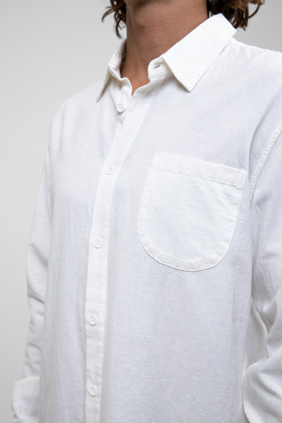 Rhythm Classic Linen Shirt Athens Georgia Men's Clothing Kempt
