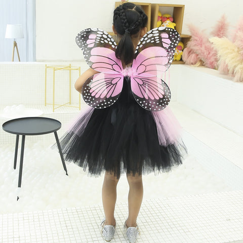 Monarch Butterfly Tutu Dress