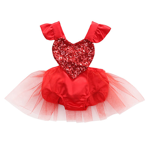 Mommy's Heart Romper
