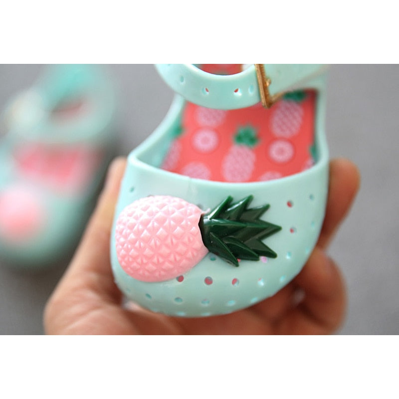 Fruit Summer Jelly Shoes