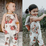 The Rosie Floral Jumpsuit