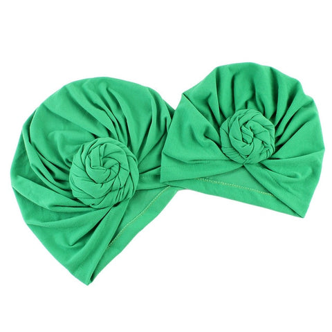 Mommy And Me Turban Twist Knot Headband