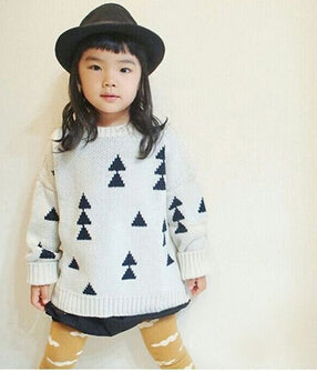 Triangle Vintage Sweater