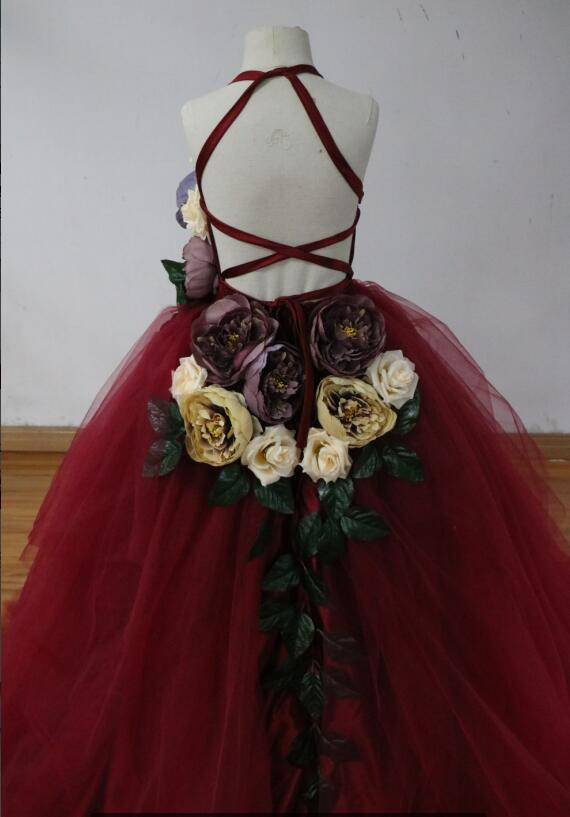 The Alyssa Tutu Ball Gown