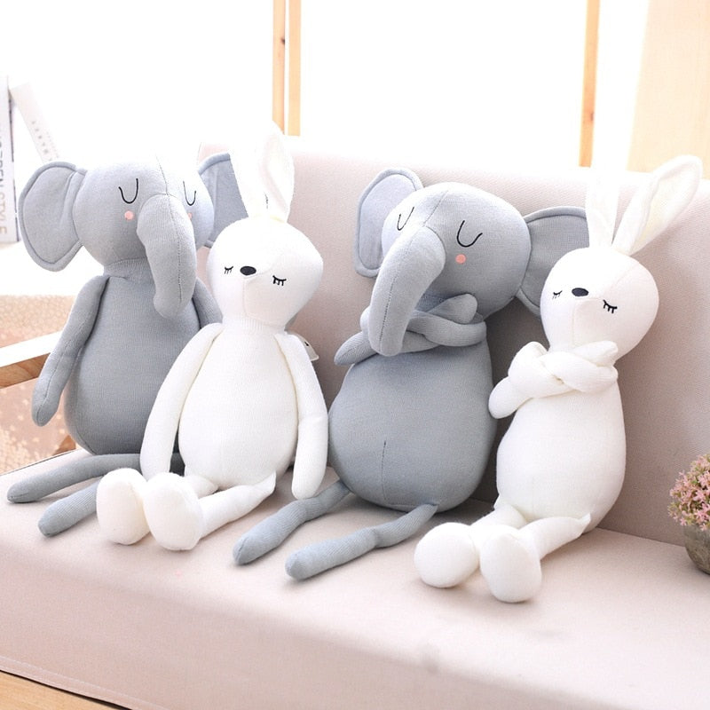 Floppy Animal Pillows