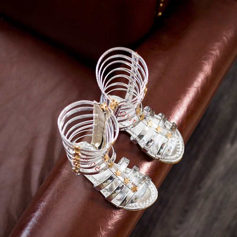summer girls sandals