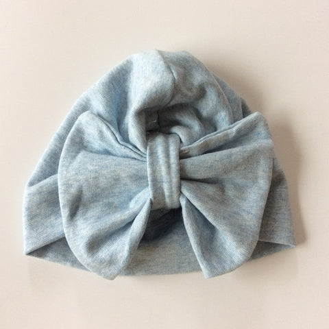 Baby Cotton Bow Hat