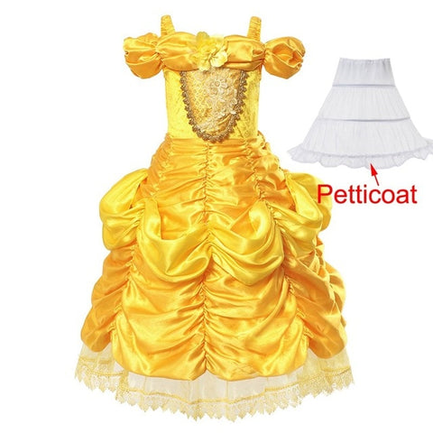 Beauty  Princess  Party Ball Gown