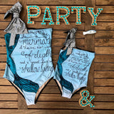Matching Swimwear for Mother & Daughter