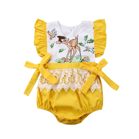 The Bambi Romper Jumpsuit