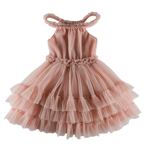 The Lia Layered Princess Party Dress
