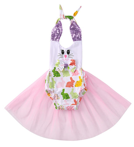 The Nora Easter Bunny Jumpsuit