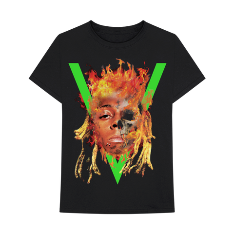 FACE FLAMES T-SHIRT