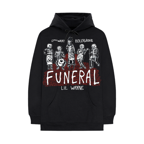 DEAD BEUYS FOR LIL WAYNE HOODIE + DIGITAL ALBUM