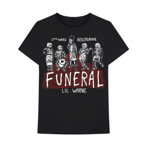 DEAD BEUYS FOR LIL WAYNE T-SHIRT + DIGITAL ALBUM