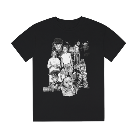 Infinite Archives For Lil Wayne T-Shirt I