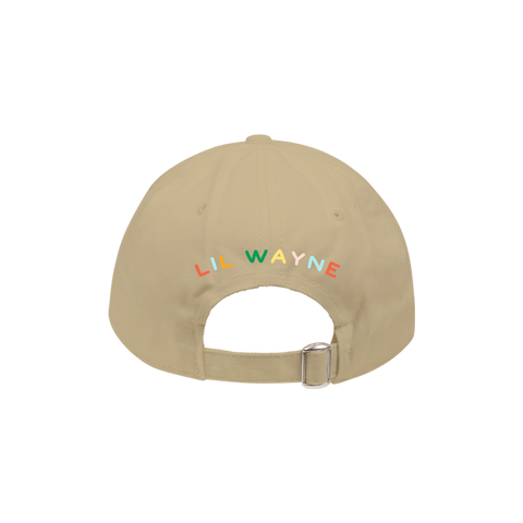 LORIEN STERN FOR LIL WAYNE DAD HAT + DIGITAL ALBUM