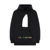 LORIEN STERN FOR LIL WAYNE GHOST HOODIE + DIGITAL ALBUM