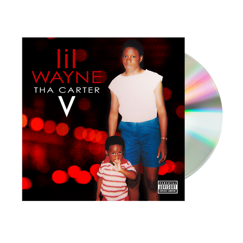 THA CARTER V CD +  DIGITAL ALBUM