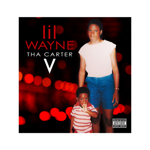 THA CARTER V DIGITAL ALBUM