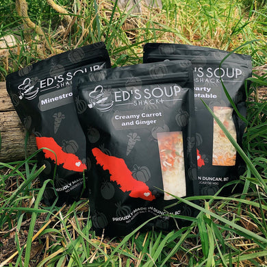 Variety Pack of 3 Ed's Soups