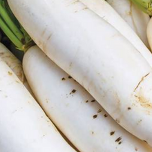 Load image into Gallery viewer, RADISH (Daikon) ORGANIC SEEDS