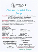 Load image into Gallery viewer, Chicken & Wild Rice Soup Mix