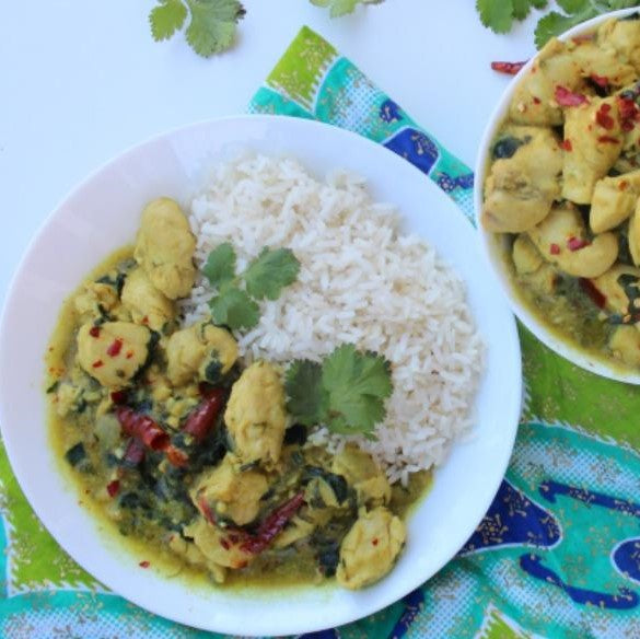 Kuku Paka Coconut Curry Meal Mix