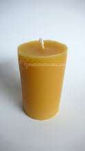 Load image into Gallery viewer, Beeswax Candles- Votive, Pillar, Sphere