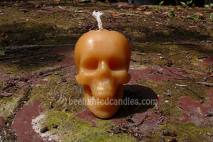 Ships or Skulls Beeswax Candles