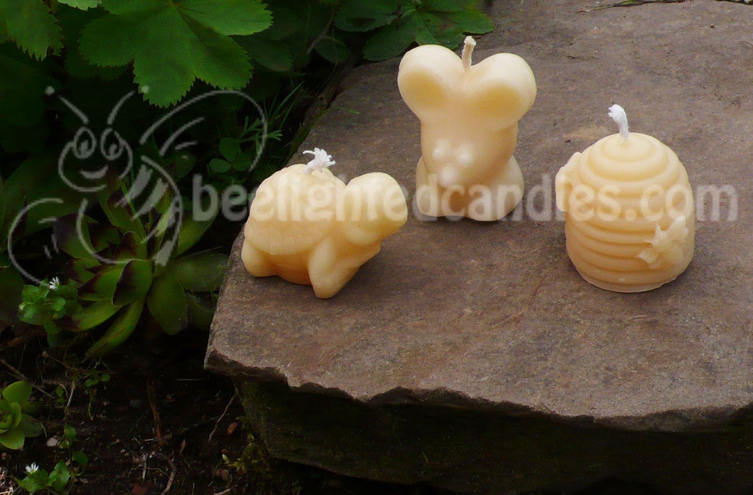 Little Beeswax Critters