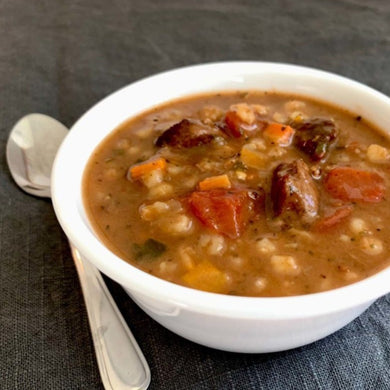 Beef & Barley Soup Mix