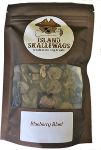 Blueberry Blast Dog Treats