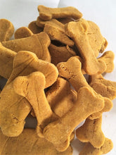Load image into Gallery viewer, Peanut Butter Pumpkin Pillage Dog Treats