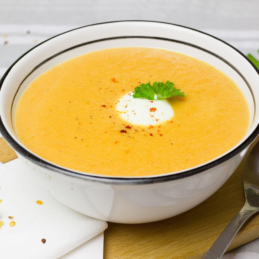 Creamy Carrot & Ginger Soup Mix
