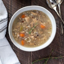 Load image into Gallery viewer, Turkey and Brown Rice Soup Mix