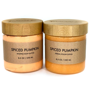 Spiced Pumpkin Skin Polish Combo