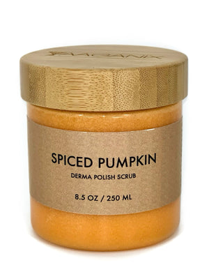 Spiced Pumpkin Derma Polish Scrub