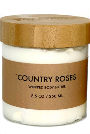 Country Roses Whipped Body Butter