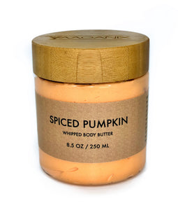 Spiced Pumpkin Whipped Body Butter