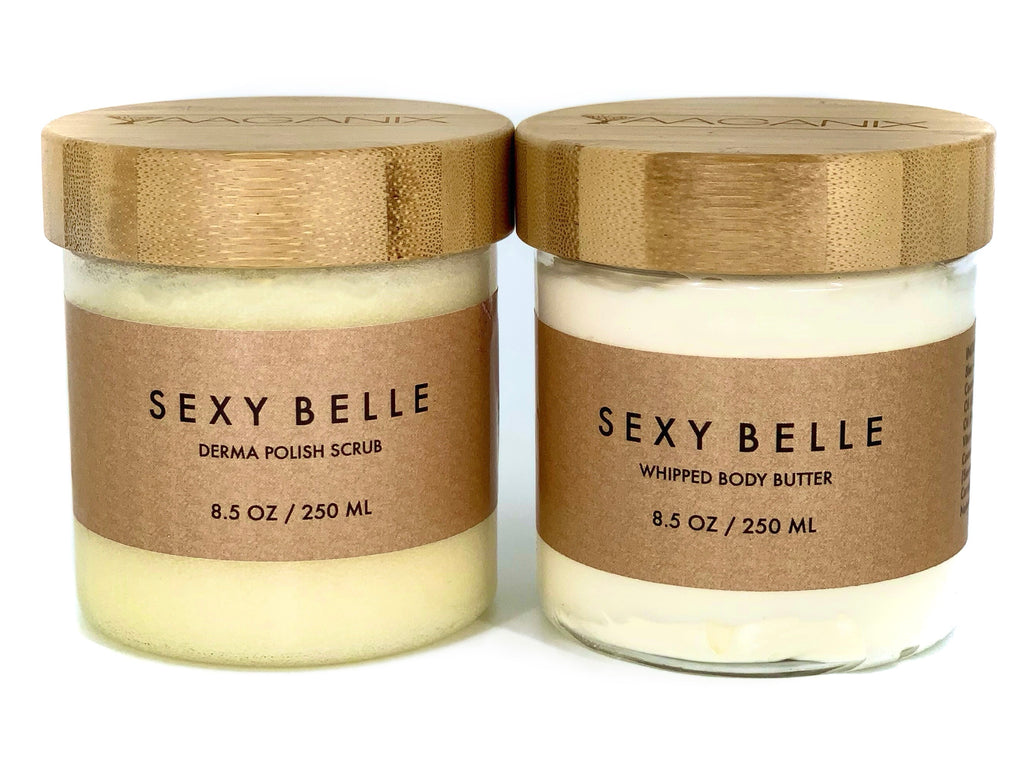 Sexy Belle Body Polish Combo