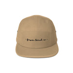 HANDWRITTEN // 5 PANEL HAT
