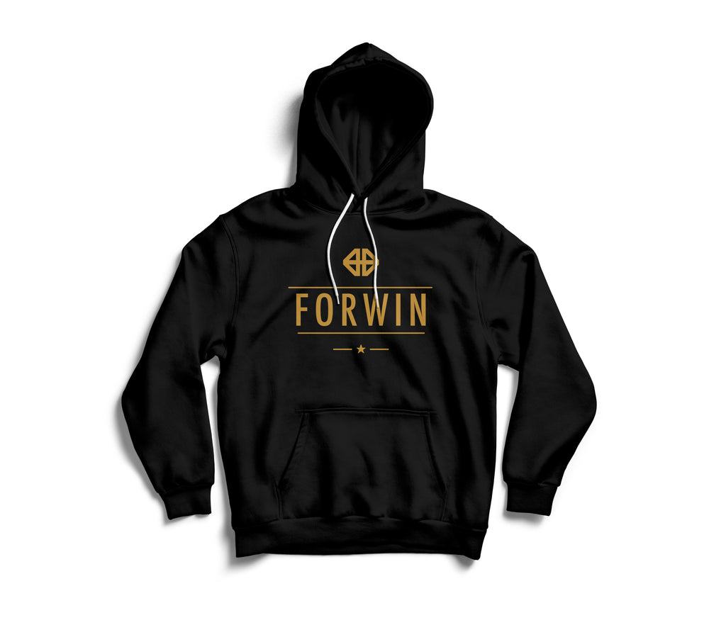 LOGO // PULL-OVER HOODIE - Forwin Brand Co.
