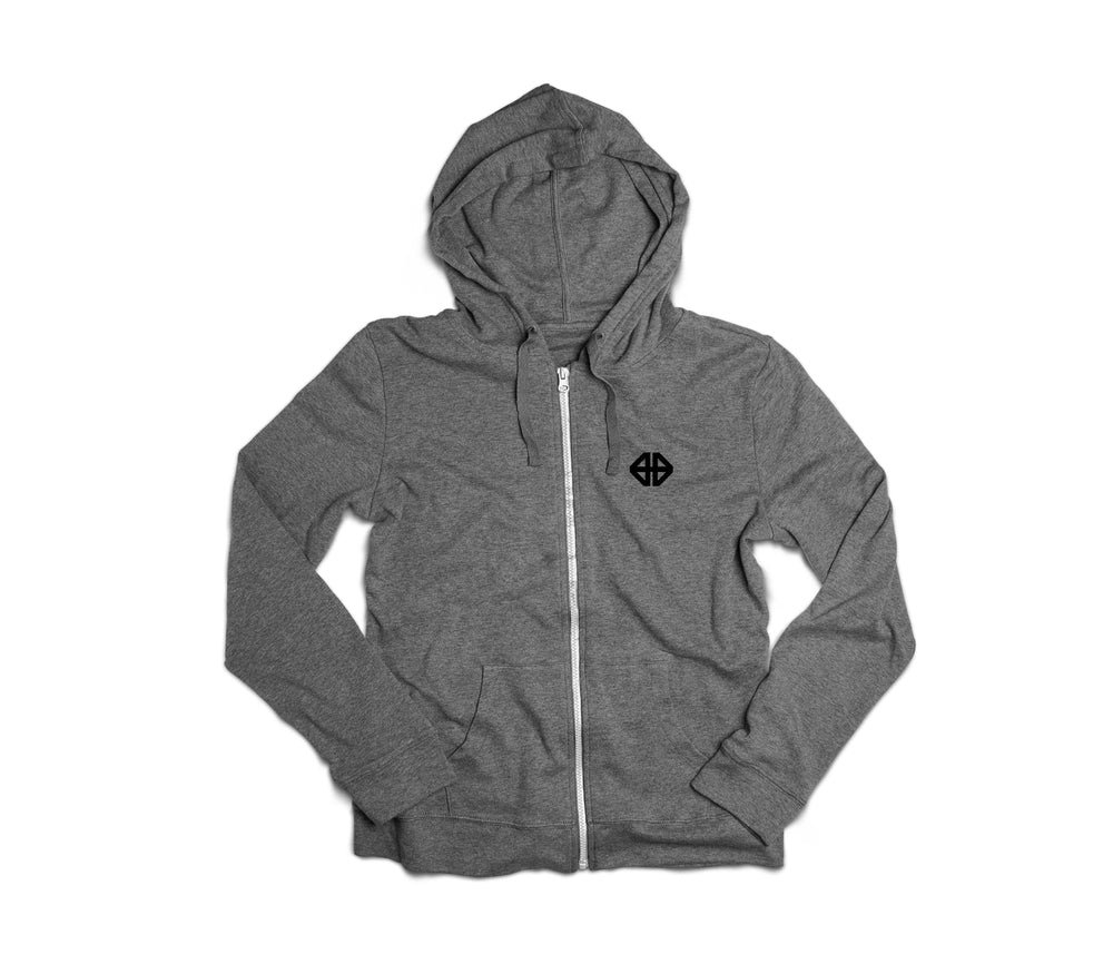 MASK // HOODIE - GREY - Forwin Brand Co.