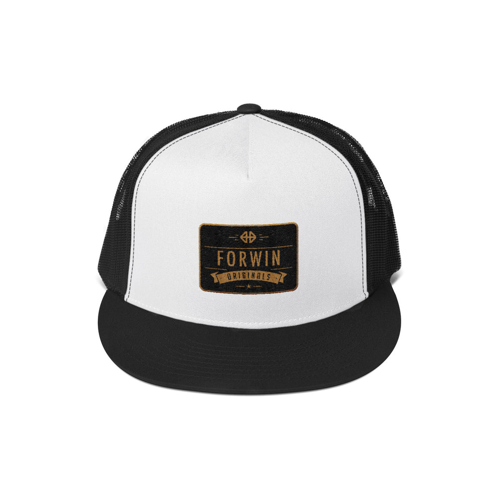 OG // TRUCKER HAT - Forwin Brand Co.