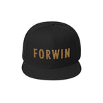 FORWIN // SNAPBACK HAT - Forwin Brand Co.