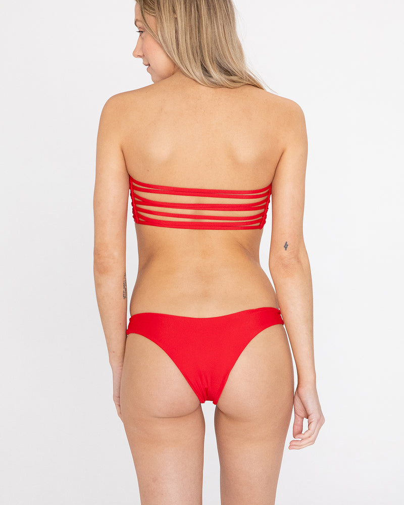 Malta Tube Top (Red)